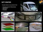 composites frp grp aerospace marine automotive rail 3D architecture sw